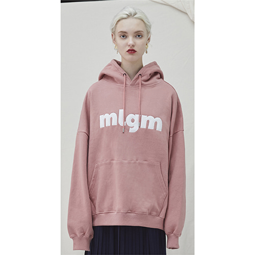 MLGM Napping Hoody - pink