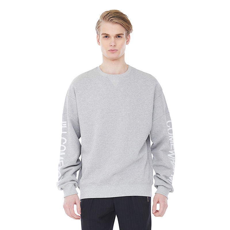 CWM sweatshirts - gray
