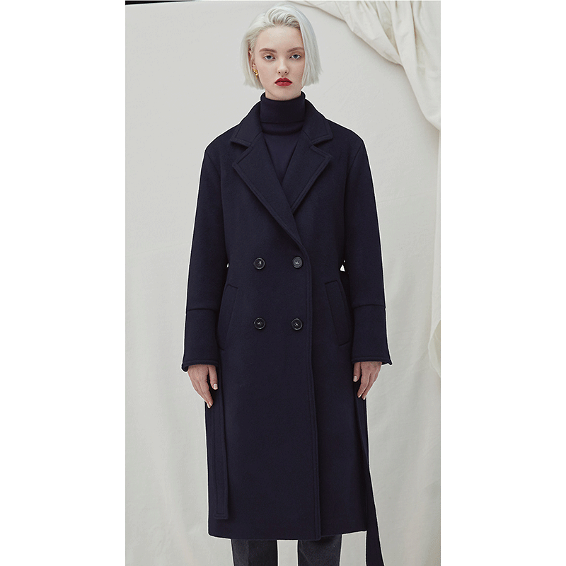 Pivot Coat - Navy