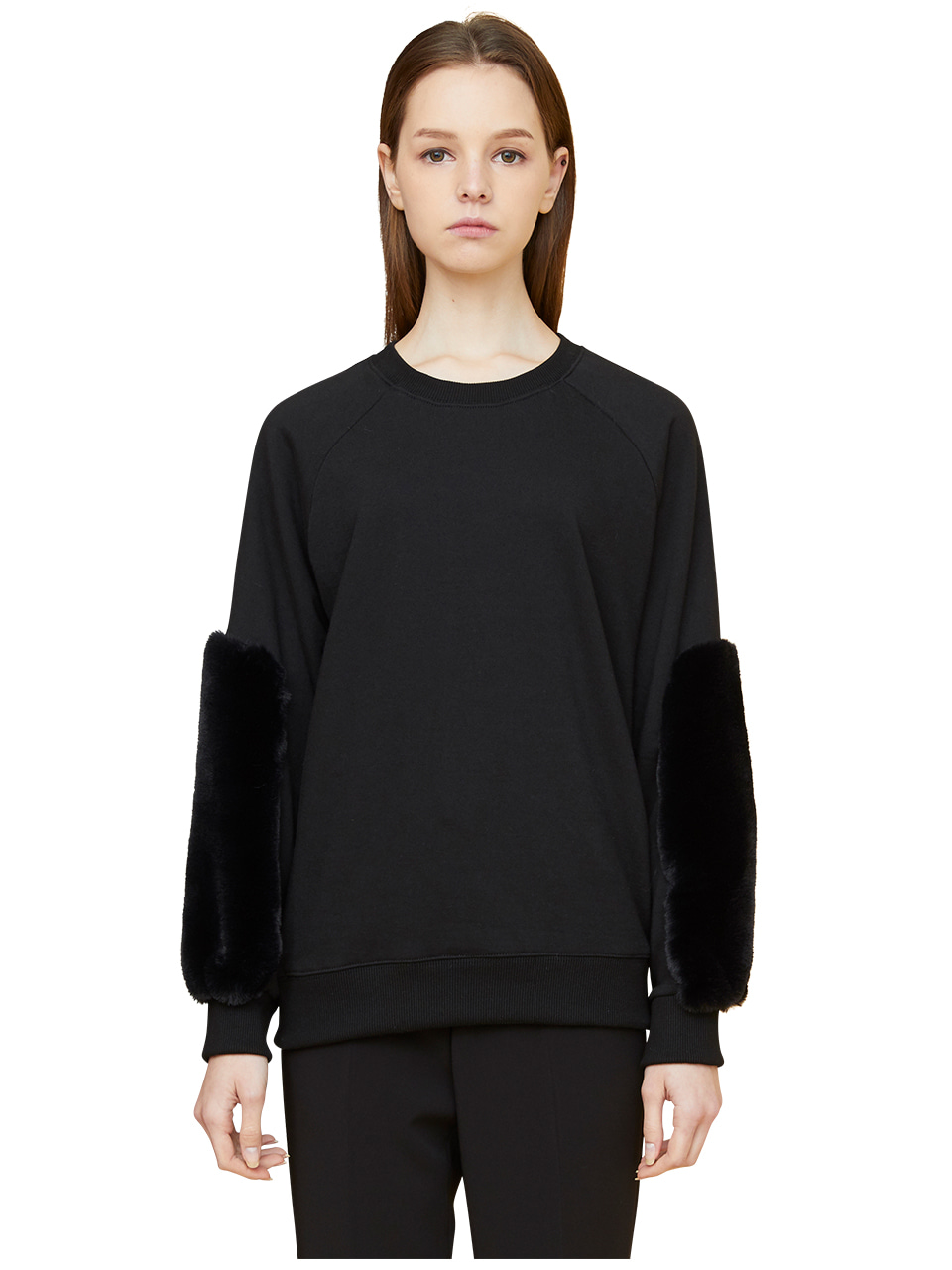 barni sweatshirts - black