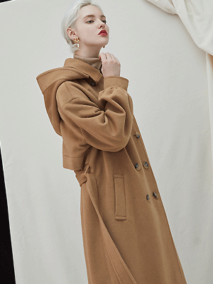 Gloride Coat - Beige