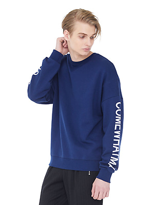 CWM sweatshirts - blue