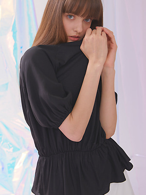 Altra Ribbon T Blouse - Black