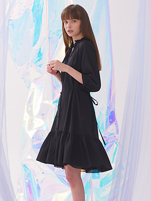 Faint Dress - Black