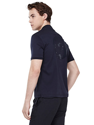 Mirror ball pk t-shirts - Navy