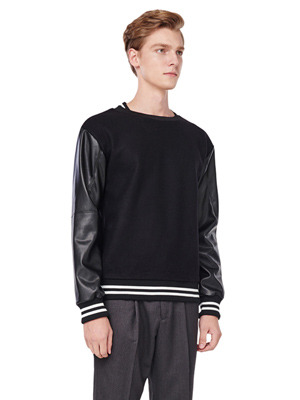 Blouson Sweatshirts - Black