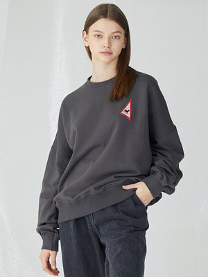 In The Field Sweatshirts -Dark Gray