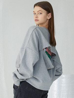 Wttf Sweatshirts - Gray