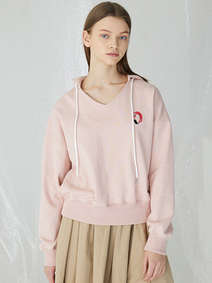 In The Field Hoodie - Pink