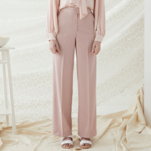 Mocco Wide Pants - Pink