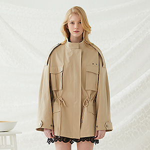 MLGM Field Jacket - Beige