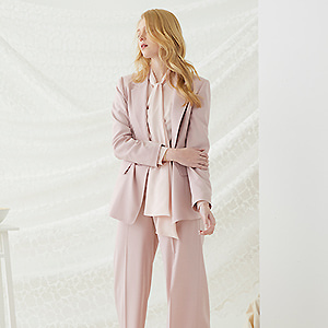 Mocco Suit SET - Pink
