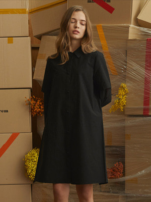 Orsay Dress - Black